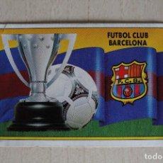 Cromos de Fútbol: ESTE 90 91 FC BARCELONA LOTE DE 14 CROMOS. Lote 129234083