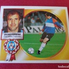 Cromos de Fútbol: LOGROÑÉS - OCHOTORENA - FICHAJE Nº 8 BIS - EDICIONES ESTE 1994-1995, 94-95 - NUNCA PEGADO. Lote 129308851