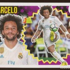 Cromos de Fútbol: #7A. MARCELO - REAL MADRID CF 2018/2019 - CROMO LIGA ESTE PANINI 18/19. Lote 129387095