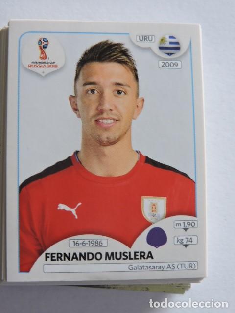 f962ce2143c 94 Fernando Muslera - Uruguay - World Cup Russia - Rusia Mundial 2018 -  Panini - Sticker