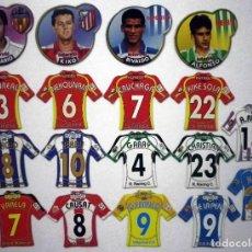 Cromos de Fútbol: LOTE DE IMANES FÚTBOL INTERVIÚ 2009: JUGADORES Y EQUIPOS. SUELTOS, PREGUNTAR.. Lote 129390355