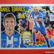 Cromos de Fútbol: ESTE 2018 2019 - 9B DANIEL TORRES - ALAVES - 9 B - PANINI - 18 19. Lote 130940196