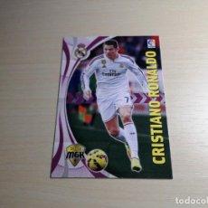 Cromos de Fútbol: MEGACRACKS 2015 2016 15 16 PANINI. CRISTIANO RONALDO Nº 345 REAL MADRID CROMO FÚTBOL MEGA CRACKS MGK. Lote 155712538