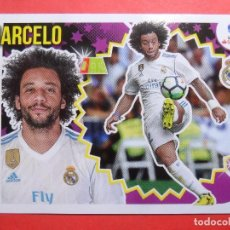 Cromos de Fútbol: ESTE 2018 2019 - 7A MARCELO - REAL MADRID - 7 A - PANINI - 18 19. Lote 165046445