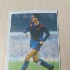 Cromos de Fútbol: CROMOS ALBUM EDICIONES CANO LIGA FUTBOL 83 84 VERSION JULIO ALBERTO BARCELONA. Lote 129729527