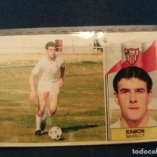 Cromos de Fútbol: 86/87 ESTE. COLOCA SEVILLA RAMON. Lote 129750971