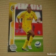 Cromos de Fútbol: CROMO 327 ARMANDO, VILLARREAL C.F. LIGA 05-06 (2005 2006) MEGACRAKS. Lote 130331546