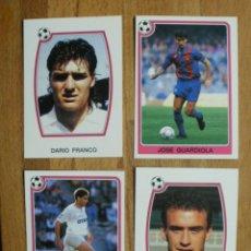 Cromos de Fútbol: FUTBOL 92-93 PANINI CROMO NUEVO NUNCA PEGADO EN BUEN ESTADO Nº 108 GUARDIOLA. Lote 130385166