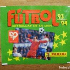 Cromos de Fútbol: SOBRE SIN ABRIR DE FUTBOL 93-94 PANINI. Lote 279517223