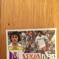Cromos de Fútbol: ESTE LIGA 82-83 ANGEL REAL MADRID NUNCA PEGADO. Lote 130454795