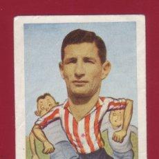 Cromos de Fútbol: FÚTBOL CAMPEONATO 1958-1959 - GRÁFICAS EXCELSIOR - ATLÉTICO MADRID - HERRERA. Lote 53497479