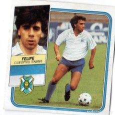 Cromos de Fútbol: LIGA 89/90. FICHAJES Nº 11. FELIPE. CLUB DPTVO. TENERIFE. EDICIONES ESTE. DESPEGADO.. Lote 130474078