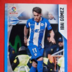 Cromos de Fútbol: MEGACRACKS 2018 2019 - 21 IBAI GOMEZ - ALAVES - 18 19 - PANINI. Lote 174311328