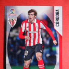 Cromos de Fútbol: MEGACRACKS 2018 2019 - 45 CORDOBA - ATHLETIC CLUB DE BILBAO - 18 19 - PANINI. Lote 174311417
