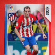 Cromos de Fútbol: MEGACRACKS 2018 2019 - 61 GODIN - ATLETICO DE MADRID - 18 19 - PANINI. Lote 174311557