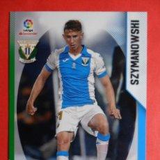 Cromos de Fútbol: MEGACRACKS 2018 2019 - 318 SZYMANOWSKI - LEGANES - 18 19 - PANINI. Lote 137273108