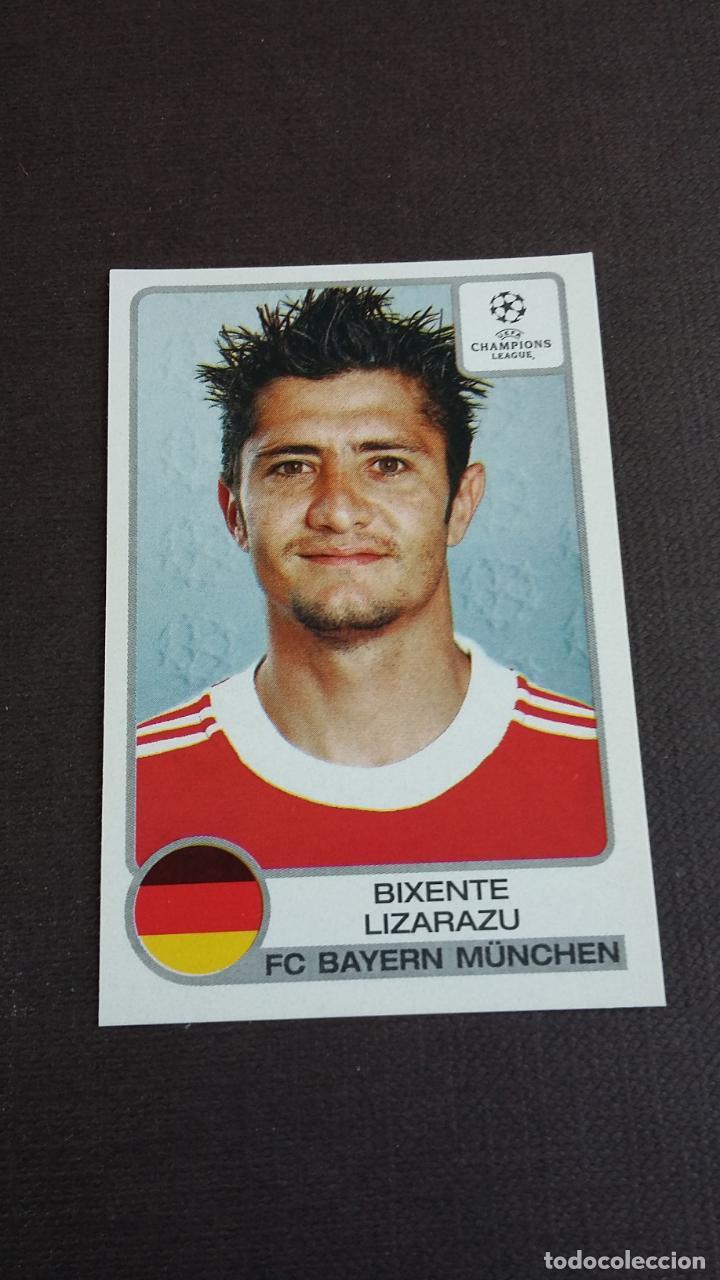 Bixente Lizarazu Bayern München Champions Leaque 2001+2