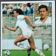 Cromos de Fútbol: LIGA 1981-82 FRAILE FICHAJE NÚMERO 10. Lote 131032052