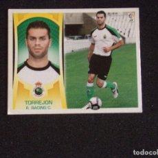 Cromos de Fútbol: COLOCA 6B TORREJON, RACING SANTANDER, LIGA ESTE 09-10 (2009-2010). Lote 131107060