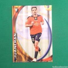 Cartes à collectionner de Football: (C-PK.01) MUNDICROMO LIGA 2010-2011 - (OSASUNA) N°JUANFRAN. Lote 131349971