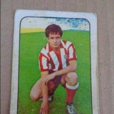 Cromos de Fútbol: ATLETICO MADRID - JAVI, FICHAJE Nº 27 - EDICIONES ESTE 1978-1979, 78-79. Lote 131631602