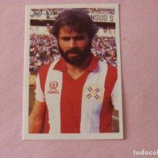 Cromos de Fútbol: CROMO DE FÚTBOL NUNEZ DE PARAGUAY SIN PEGAR Nº 360 MUNDIAL MÉXICO 86 DE REYAUCA. Lote 213683558