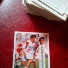 Figurine di Calcio: AQUINO RAYO VALLECANO ED PANINI LIGA CROMO 96 97 FUTBOL 1996 1997 - SIN PEGAR - 335. Lote 131732246
