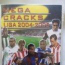 Cromos de Fútbol: LOTE DE 173 CROMOS PANINI MEGRACRACKS. LIGA 2003 - 2004 Y LIGA 2004 - 2005. LEER DESCRIPCIÓN.. Lote 132164734