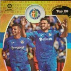 Cromos de Fútbol: 239 AMOS DEL COLISEUM - GETAFE C.F. - MGK - MEGACRACKS MEGA CRACKS 2018 2019 PANINI 18 19. Lote 132320958