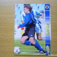 Cromos de Fútbol: 135 RIVAS GETAFE CF MEGACRACKS PANINI 2004 2005 LIGA 04 05 CROMO FUTBOL. Lote 132392846