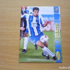 Cromos de Fútbol: 187 JUANITO MALAGA CF MEGACRACKS PANINI 2004 2005 LIGA 04 05 CROMO FUTBOL. Lote 132429754