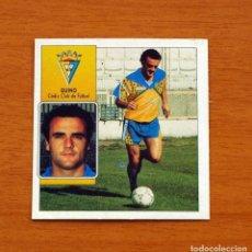 Cromos de Fútbol: CÁDIZ - QUINO - COLOCA - EDICIONES ESTE - LIGA 1992-1993, 92-93. Lote 132455850