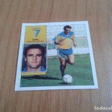 Cromos de Fútbol: QUINO -- CÁDIZ -- COLOCA -- 92/93 -- ESTE -- RECUPERADO. Lote 132480678