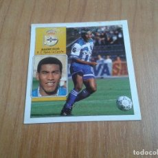 Cromos de Fútbol: MAURO SILVA -- DEPORTIVO -- COLOCA -- 92/93 -- ESTE -- RECUPERADO. Lote 132480930