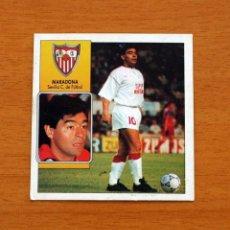 Cromos de Fútbol: SEVILLA - MARADONA - COLOCA - EDICIONES ESTE - LIGA 1992-1993, 92-93. Lote 132664898