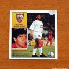 Cromos de Fútbol: SEVILLA - MARADONA - COLOCA - EDICIONES ESTE - LIGA 1992-1993, 92-93. Lote 132665054