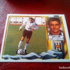 Cromos de Fútbol: CUELLAR MERIDA ED ESTE LIGA CROMO 95 96 FUTBOL 1995 1996 - SIN PEGAR - 293. Lote 132998802