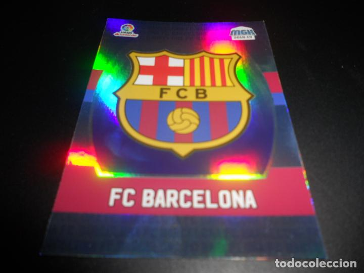 Mgk 82 Escudo Fc Barcelona Cromos Album Megacra Sold Through Direct Sale 136681214