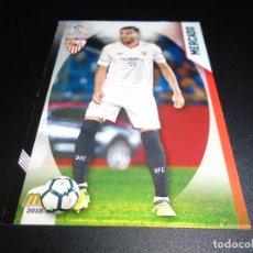 Cromos de Fútbol: MGK 437 MERCADO SEVILLA CROMOS MEGACRACKS LIGA FUTBOL 2018 2019 18 19. Lote 152581521