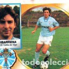 Cromos de Fútbol: LIGA 94/95. COLOCA. URIBARRENA. REAL C. CELTA DE VIGO. EDICIONES ESTE. SIN PEGAR. BUEN ESTADO.. Lote 133610690