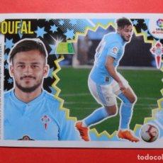 Cromos de Fútbol: ESTE 2018 2019 - 39 BOUFAL - ULTIMOS FICHAJES - CELTA - PANINI - 18 19. Lote 207288083