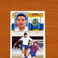 Cromos de Fútbol: TENERIFE - ROMMEL - LIGA 1990-1991, 90-91 - EDICIONES ESTE . Lote 133693870
