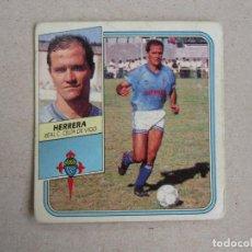 Cromos de Fútbol: ESTE 89 90 BAJA HERRERA CELTA U 1989 1990 NUNCA PEGADO. Lote 133734446