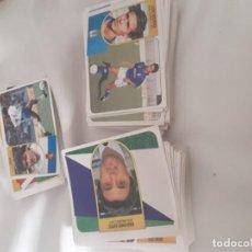 Cromos de Fútbol: LOTAZO DE 355 CROMOS NUEVOS SIN PEGAR Y DIFERENTES LIGA 1991-92 VERSIÓN ADHESIVA . Lote 133800706