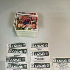 Cromos de Fútbol: ESTE 97/98 1997/1998 LOTE 221 CROMOS SIN REPETIR CONTIENE COLOCAS Y FICHAJES. Lote 134023558