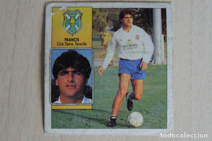 ESTE 92 93 FRANCIS BAJA RECUPERADO ÁLBUM (Coleccionismo Deportivo - Álbumes y Cromos de Deportes - Cromos de Fútbol)