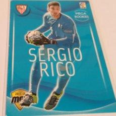 Cromos de Fútbol: MEGACRACKS - SERGIO RICO - ( MEGA ROOKIES 2015/2016 ) . Lote 134361722