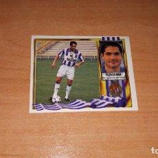 Cromos de Fútbol: CROMO MOSQUERA 95-96. Lote 134678302