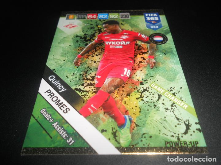 Fifa 365 Cards 2019-333 Quincy Promes Game Changers