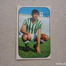 Cromos de Fútbol: ESTE 76 77 ALABANDA BETIS 1976 1977 NUEVO . Lote 135036478